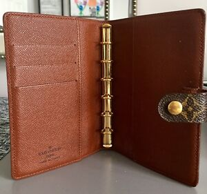 Authentic Louis Vuitton Agenda -SP0051