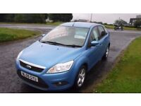 FORD FOCUS 1.6 STYLE TDCI,2009,Alloys,Air Con,£30 Road Tax,Full Service History,Very Clean Car