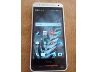 HTC One Mini 16gb Glacial Silver (EE) Smartphone