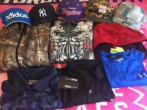 Men's hoodies/shirts/hats