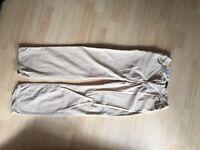 Versace Beige Trousers