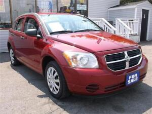 2007 DODGE CALIBER SXT * LOW KMS * LOADED * SEE THIS ONE !!!