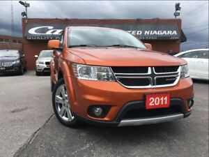 2011 Dodge Journey R/T   AWD   7 SEATED   ROOF ...
