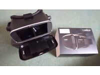 3D VR Glasses for 3D games and movies