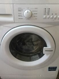 BeKo washing machine - 6kg - good working order - low price as needs to go by weekend !