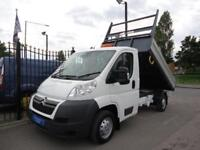 2014 CITROEN RELAY TIPPER 2.2HDi ( 130 ) 35 L2