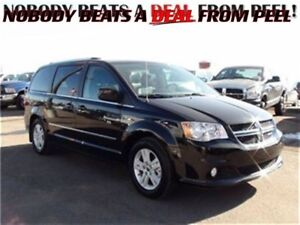 2017 Dodge Grand Caravan Brand New Crew Only $28,995 Plus Taxes