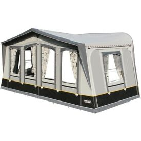 camptech awning and tall bedroom annex 2 years old size 16 1025 to 1050