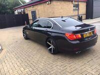 BMW 7SERIES 730LD LIMO VERSION