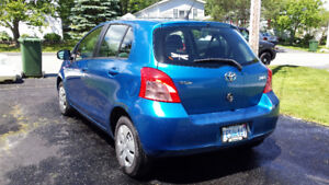 2007 Toyota Yaris Hatchback