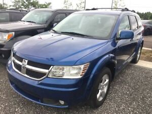 2010 Dodge Journey SXT FWD. PERFECT SUV FOR THAT GROWING FAMILY