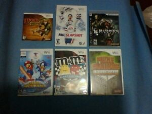 $45 OR BEST OFFER. NINTENDO Wii & ONE PS3 GAME PLUS ACCESSORIES