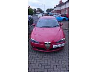 Alfa Romeo 147 Spark