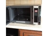 Kenwood combination microwave as new