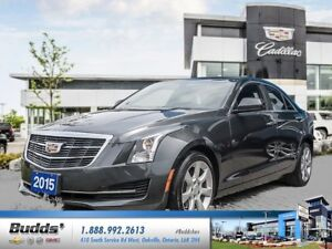 2015 Cadillac ATS 2.0L Turbo 0.9% for up to 24 months O.A.C
