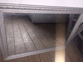 BEAUTIFUL ANTIQUE WALL MIRROR IN EXCELLENT CONDITION SALE CHEAP