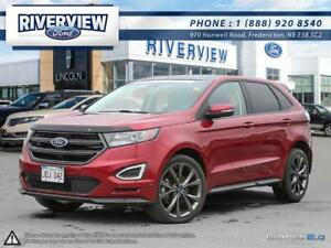 2015 Ford Edge Sport1.9%!!! Free Extended Warranty!!!