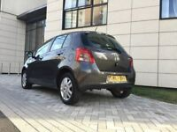 2007│Toyota Yaris 1.3 TR Multimode 5dr│FULL SERVICE HISTORY│SPARE KEY│HPI CLEAR│6 MONTHS MOT