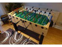 Garlando table football G200 PERFECT CONDITION