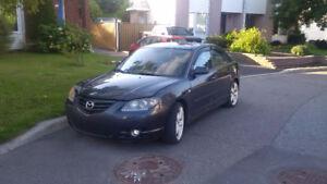 2005 Mazda Mazda3 GS Sedan for Parts - $600