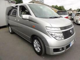 2003 Nissan Elgrand 3500 VG EDITION HIGH GRADE IMPORT 5dr