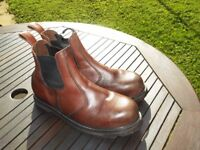 The Hoggs Tempest Dealer Boot SIZE 10