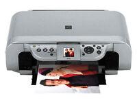 Canon Pixma MP460 Inkjet All-in-One SCANNER PRINTER COPIER