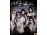 Pretty Little Liars Seasons 3, 4, 5 and 6 DVD sets
