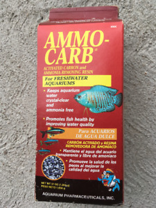 Ammo-Carb For Fish Filter
