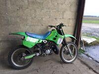 Kdx field bike