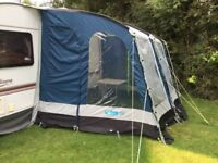 Kampa Ralley 260 porch awning