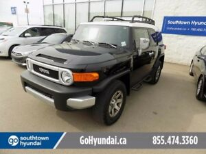2014 Toyota FJ Cruiser OFFROAD PACKAGE, AWD, 1 OWNER