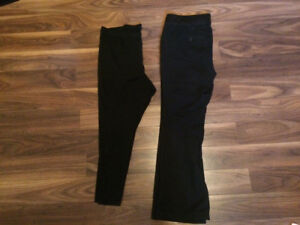 Maternity tights and pants