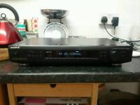Sony ST-SE520 FM Stereo FM/AM Tuner Black