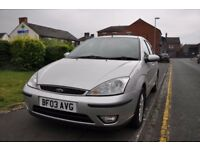 FORD FOCUS 1.8 TDCI GHIA 5DR ( FULL LEATHER SEATS)