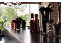 BAR & RESTAURANT MANGAER NEEDED FOR HACKNEY BASED VENUE