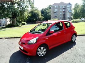 TOYOTA AYGO 1.0 2006 74k 05/2018 MOT 20 £ tax year FULL SERVICED previously two ladies owners
