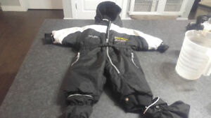 12 month old boys winter suit
