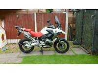 2011 BMW 1200GS 30TH ANNIVERSARY EDITION 10K