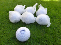 Mercian Hockey Dimple Match Balls (new) x 7