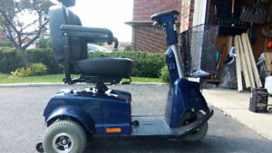 Fortress 1700 Series Mobility Scooter