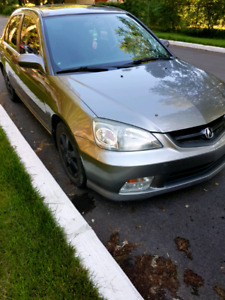 2005 |Acura E.L 1.7L | No Rust | Well Maintained | Nego