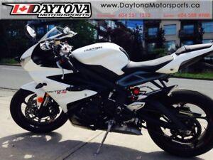 2016 Triumph Daytona 675 ABS