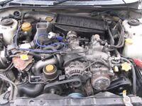 Subaru Impreza WRX EJ20 Closed Deck 2.0 Turbo Engine