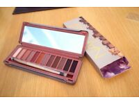 Urban Decay NK3 brand new collection welcome eyeshadow palatte