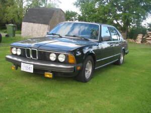1985 BMW 735i $5900