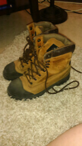Ladies Work Pro SA boots size 8.5