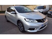 NISSAN PULSAR 1 OWNER, LOW MILEAGE