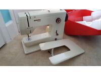 Bernina Minimatic 807 Swiss Made Sewing Machine..Spare or Reapir....£45