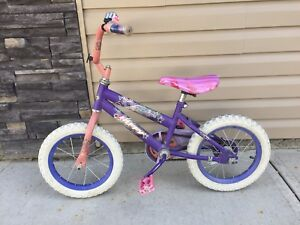 Girl bike for 4 year old